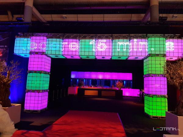 Event_Beurs_Entree_Poort_Decor_ledtank_ibc_tank_ledtank.nl_14